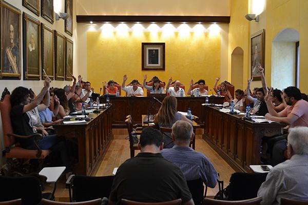 Baixada D'impostos I Molta Palla Al Ple D'octubre De L'Ajuntament De Manacor