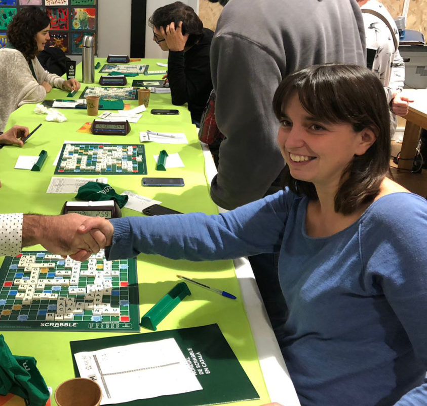 Maribel Servera, Quarta Classificada En El 8è Mundial De Scrabble Disputat A Manacor Aquest Cap De Setmana