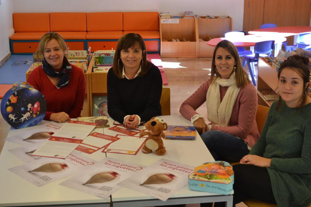 L'Ajuntament Proposa A Les Famílies, Als Infants, A Les Escoles I A Tothom Que Aquest Nadal Es Regali Igualtat
