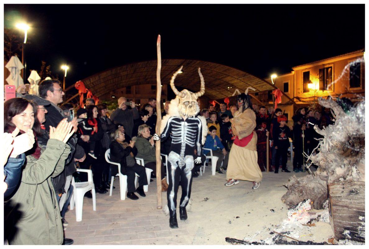 Festa També A Porto Cristo I Son Macià