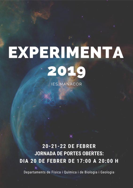 La Fira Experimenta, Una Experiència Per Viure La Ciència En Primera Persona