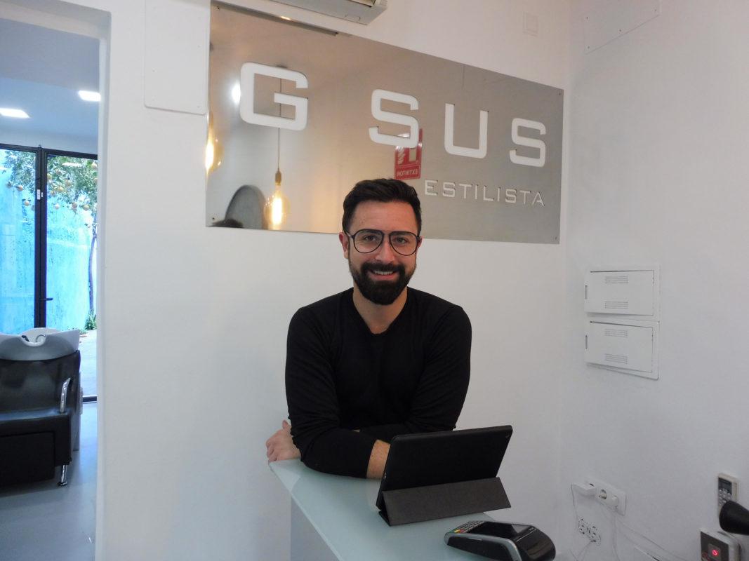 """Jesús P. Soriano: """"Treballam Amb Productes Molt Més Respectuosos Amb El Cabell"""""""