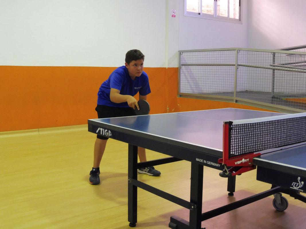 El Manacorí Antonio Iglesias Guanya El Torneig Escolar De Tennis Taula Del Consell De Mallorca