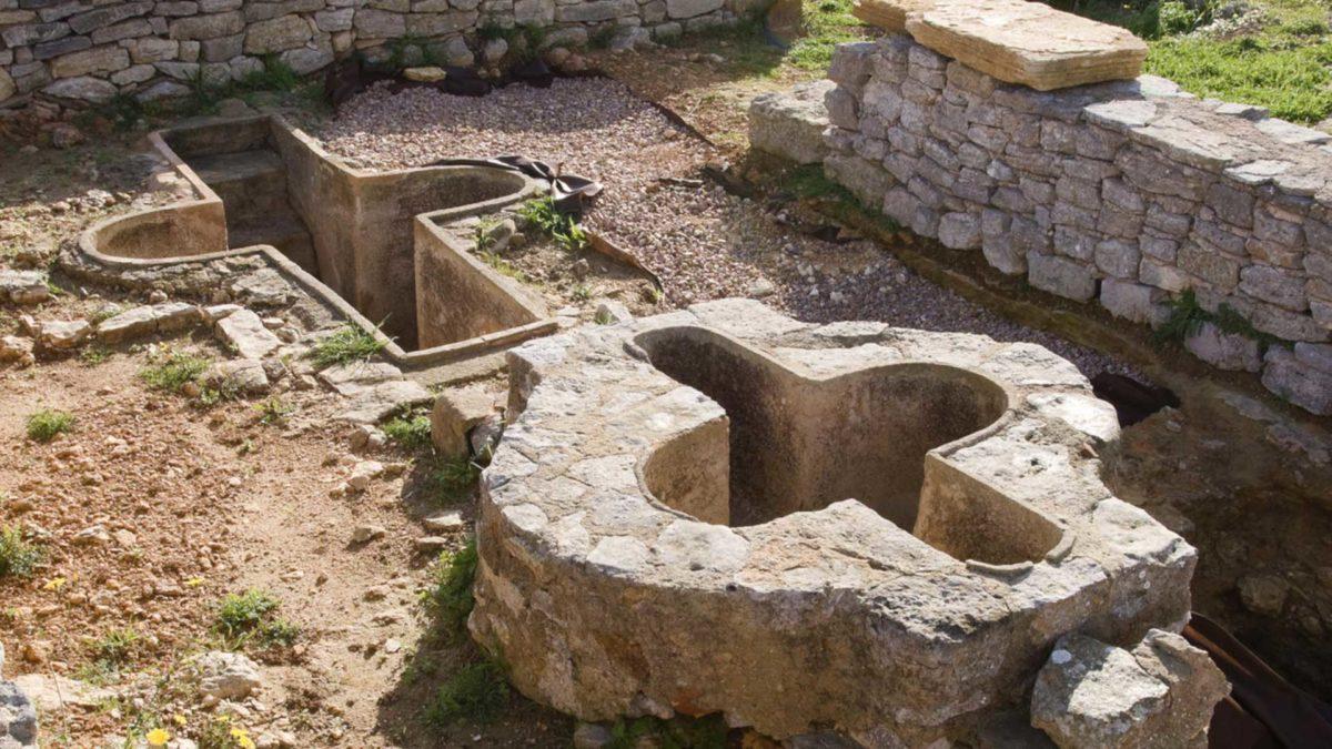 """El Conjunt """"paleocristià"""" De Son Peretó: Vàndals I Bizantins A La Mallorca Dels Segles V I VI DC"""
