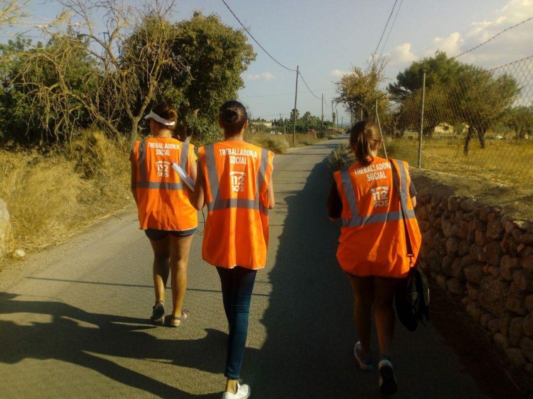 L'accident Aeri D'Inca Activa Per Segona Vegada L'equip De Treballadores Socials D'emergència