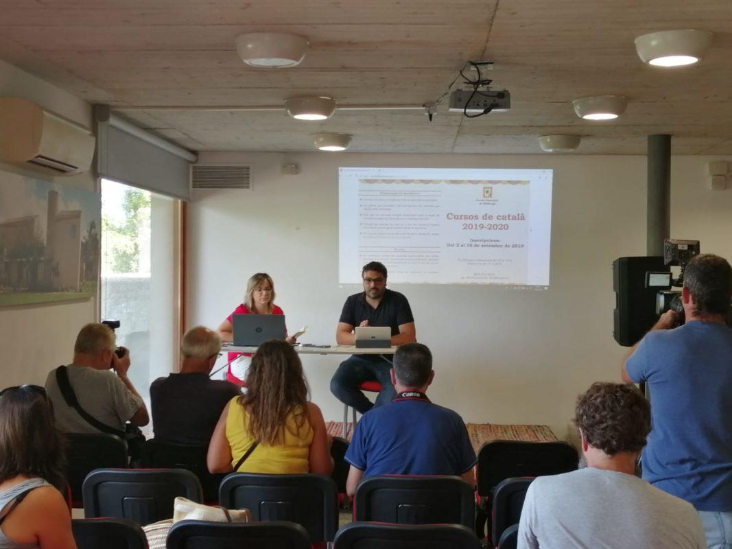 L'Escola De Mallorquí Presenta L'oferta Del Nou Curs