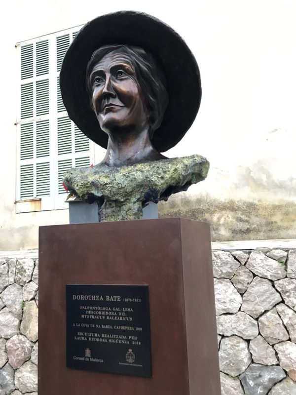 Dorothea Bate, 1909. Una Pionera De L'arqueologia A Capdepera
