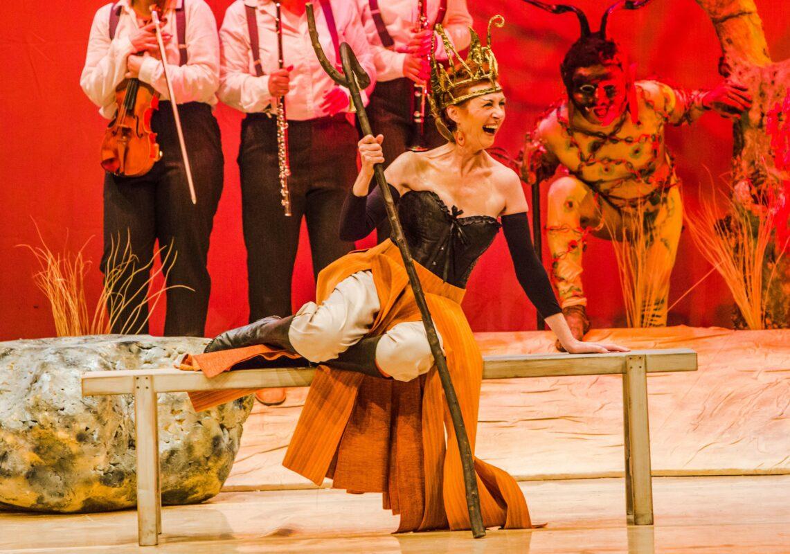 El Teatre Manacorí Recorda La Figura De L'actriu Catalina Riera