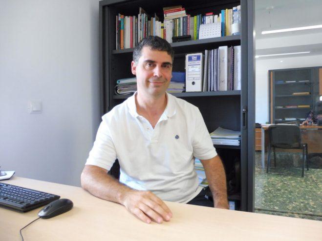 El gerent de la SAM, Francesc Grimalt