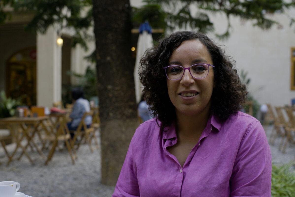 """Najat El Hachmi: """"Un Moviment Que Em Demana Que Em Tapi Per No Provocar Desig No és Feminista"""""""