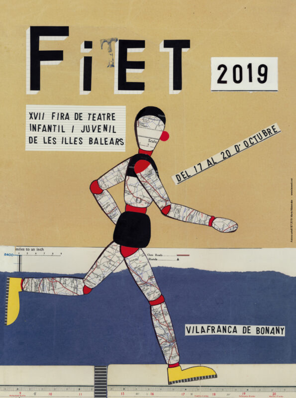 Vilafranca Es Prepara Per La Dissetena Edició De La Fira De Teatre Infantil I Juvenil De Les Illes Balears