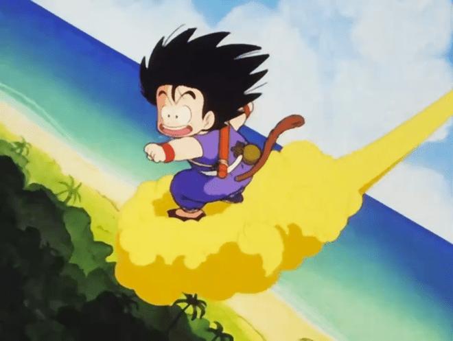 Son Goku No és Una Possessió