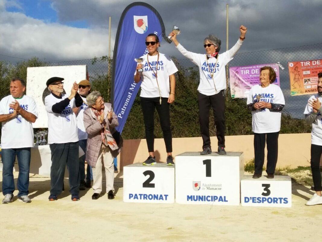 Manacor Acull El Campionat Balear Indidivual De Tir De Fona
