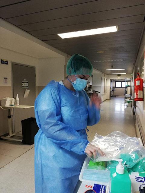 L'Hospital De Manacor Registra Només Deu Casos Positius Per Coronavirus