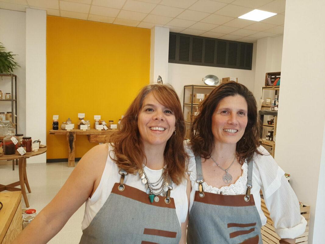 Nous Temps I Noves Maneres Per Al Comerç Local: Traful, Tenda I Espai Bio