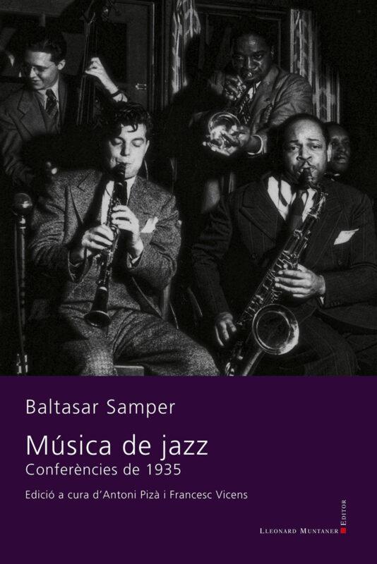 L'arribada Del Jazz A Catalunya I Balears