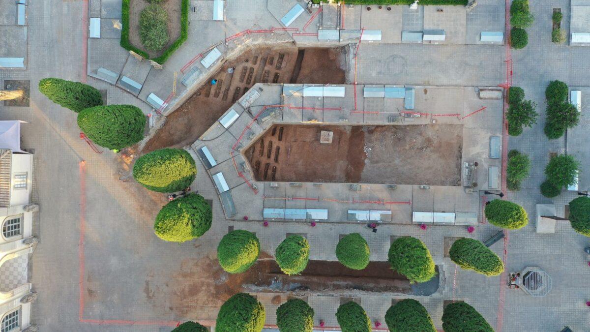 Finalitzen Les Tasques D'exhumació A Son Coletes Amb Un Balanç De 18 Víctimes Localitzades