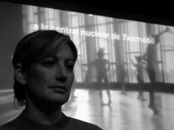 Entrevistam L'actriu Evelyn Arévalo, Protagonista De Carrer De Txernòbil