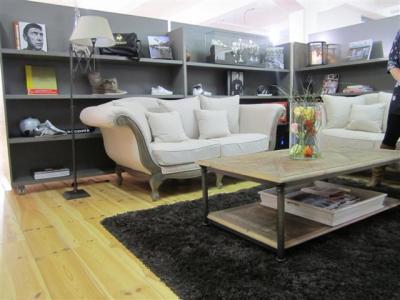 Lounge ruimte