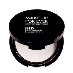 MAKE UP FOR EVER แป้งโปร่งแสง HD Pressed Powder รุ่น MFC10900 ขนาด 6.2 กรัม