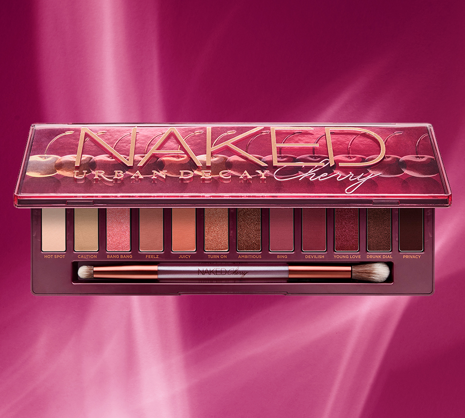 Naked Cherry Palette product