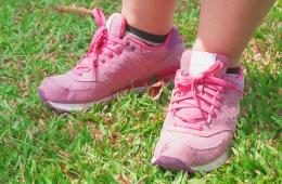 เลือกซื้อรองเท้าวิ่งสำหรับเด็ก