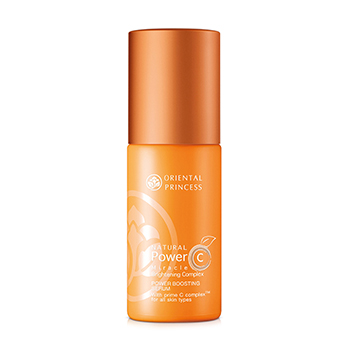 ORIENTAL PRINCESS เซรั่ม Natural Power C Miracle Brightening Complex Power Boosting Serum 60 ml.