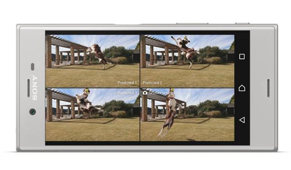 กล้องถ่ายภาพ Sony Xperia XZs