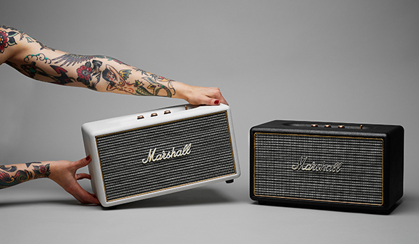 ลำโพง Bluetooth Marshall