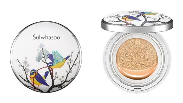 คุชชั่น SULWHASOO Perfecting Cushion