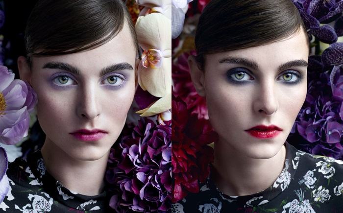 Erdem for NARS Strange Flowers Collection 2018