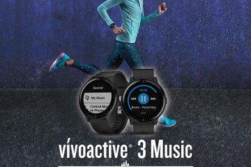 สมาร์ทวอช Garmin vivoactive 3 Music