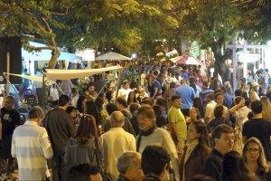 Festival Gastronómico en las Calles