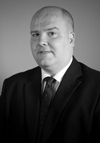 neil vickers is the senior clerk at central chambers manchester