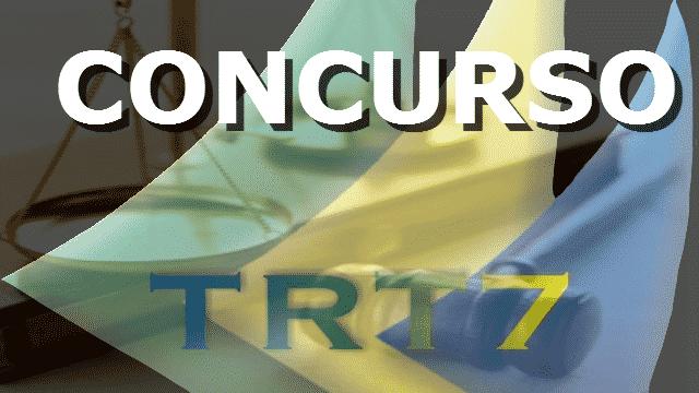 Concurso TRT CE