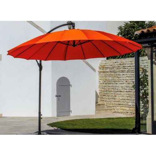 proloisirs parasol deporte pagode diametre 300 cm aluminium t