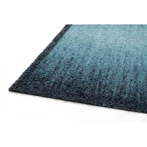 coryl tapis deco interieur absorbant ikat gris 90x60 cm