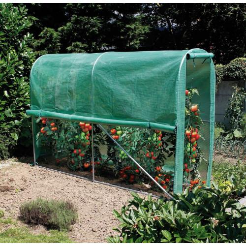 nortene serre tunnel tomato greenhouse pour potager 3 x 1 x 2 m