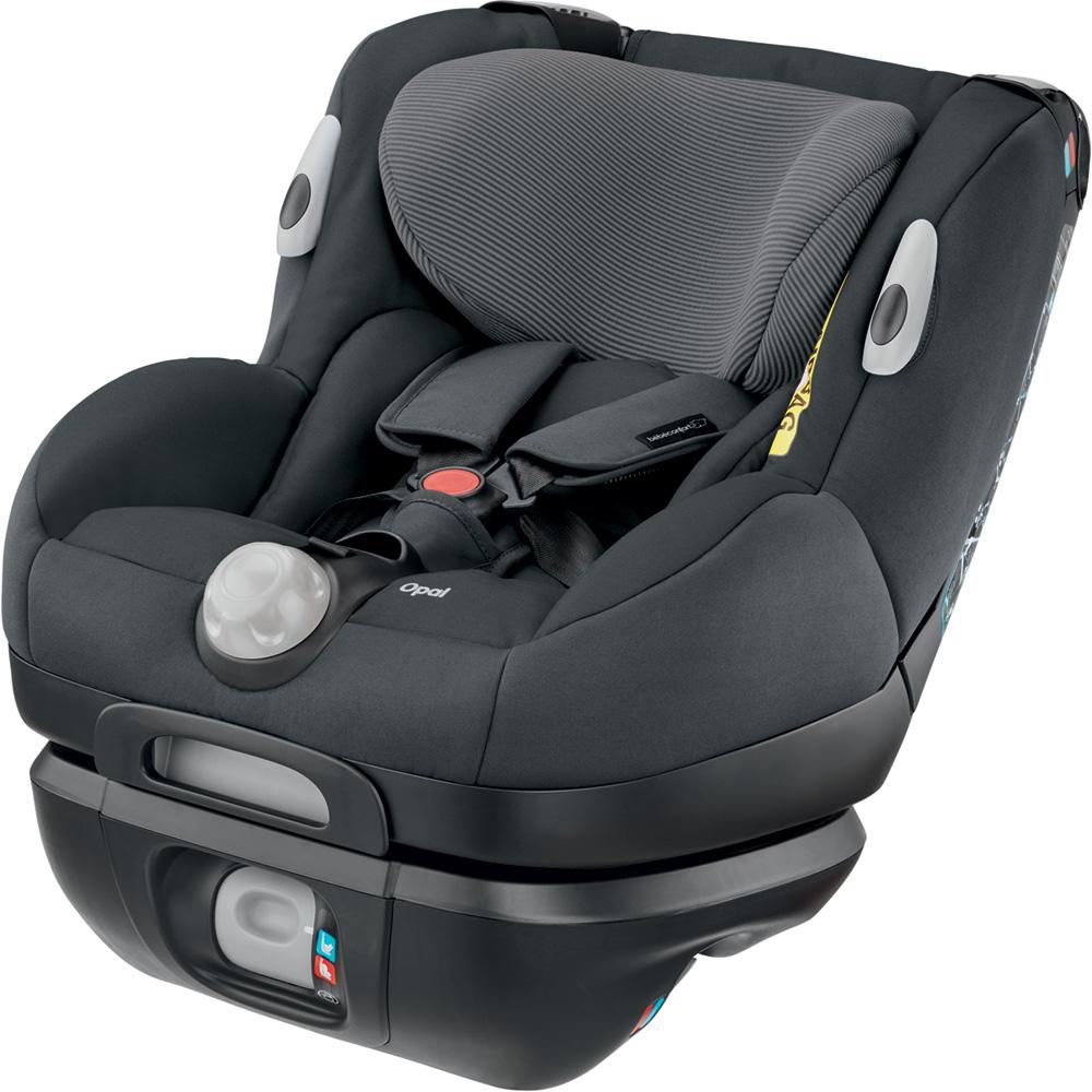 siege auto opal black raven groupe 0 1 de bebe confort sur allobebe