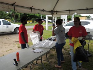 International Coastal Cleanup Day 2016