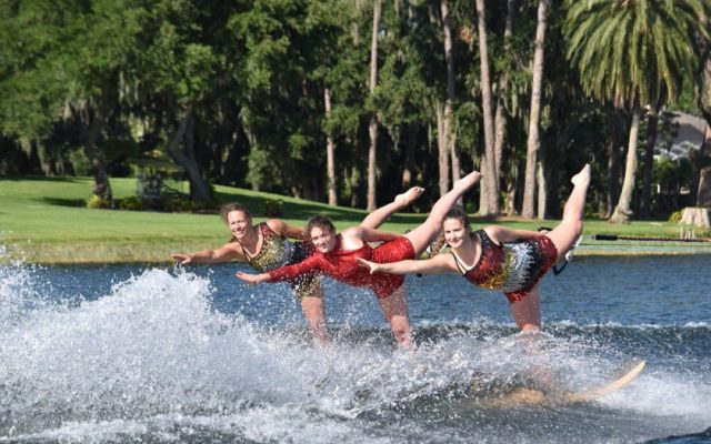Is Winter Haven the Water Ski Capital of the World?