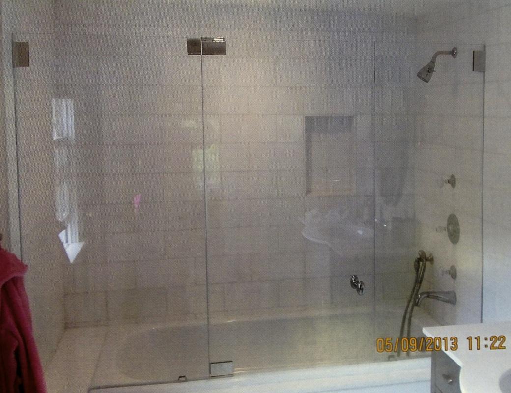 Shower And Bath Portfolio Central Glass