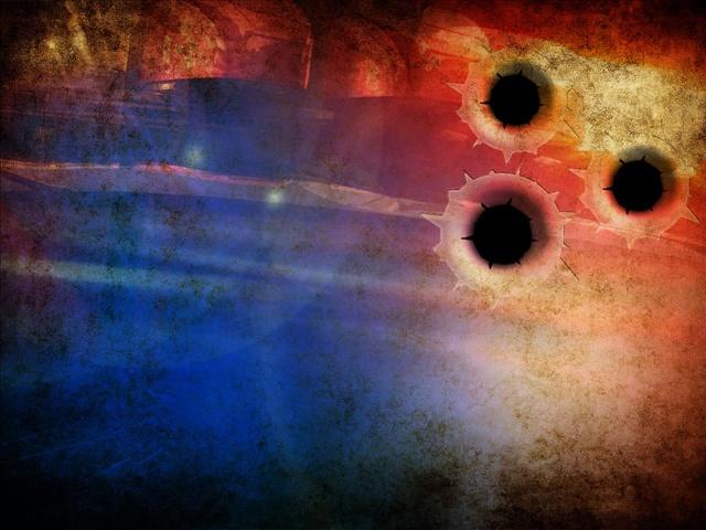 Bullet holes cop lights_1496185315007.jpg