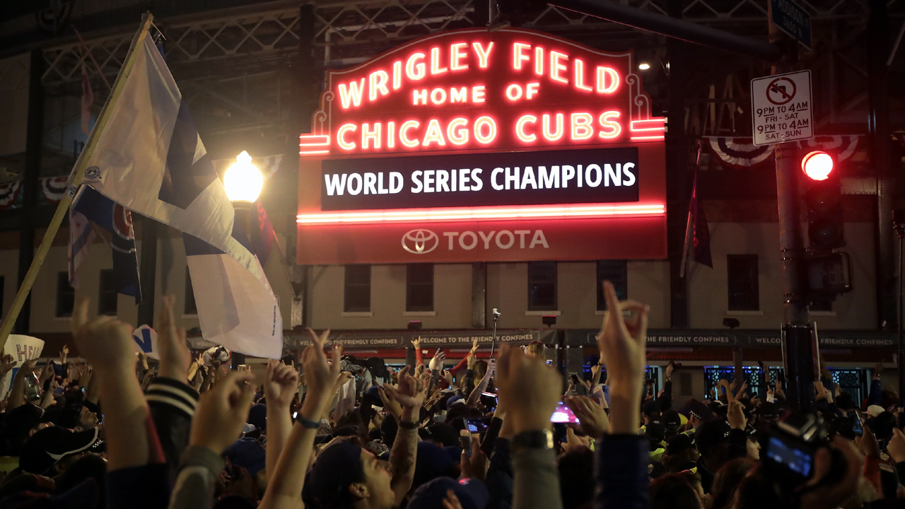 Cubs Win Wrigley Field sign-159532.jpg03289996
