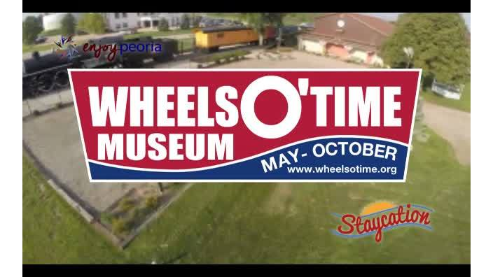 Wheels of Time Museum 2018 Staycation
