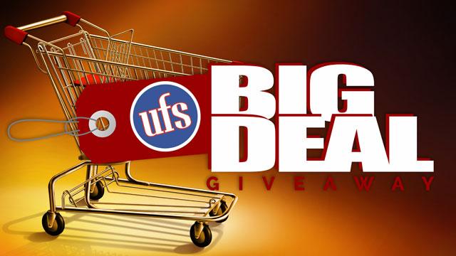 UFS Big Deal Giveaway Contest