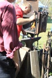 The village blacksmith (1)