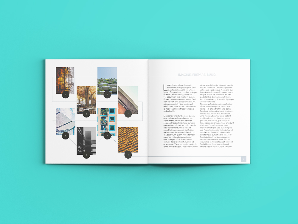 Metro Style Architecture magazine Design services