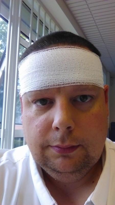 The big bandage charity
