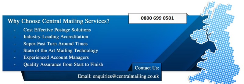 Central Mailing Services
